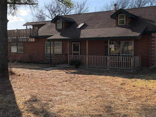 541 County Road 3420, Bridgeport, TX 76426 (MLS #14502662) :: The Mitchell Group