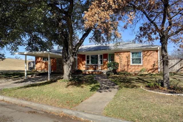 6220 Walnut Drive, Fort Worth, TX 76114 (MLS #14502705) :: The Kimberly Davis Group