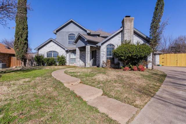 7021 Oakfield Corner Court, North Richland Hills, TX 76182 (MLS #14502711) :: The Mauelshagen Group