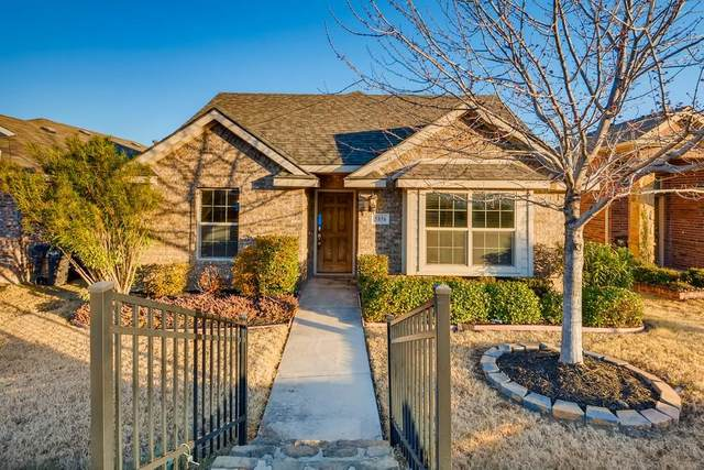 5856 Burgundy Rose Drive, Fort Worth, TX 76123 (MLS #14502725) :: The Property Guys
