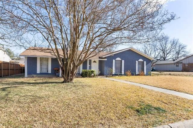 333 Chisholm Trail, Sherman, TX 75092 (MLS #14502732) :: The Mauelshagen Group