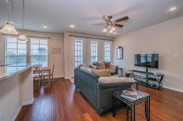 950 Henderson Street #1302, Fort Worth, TX 76102 (MLS #14502745) :: The Mauelshagen Group