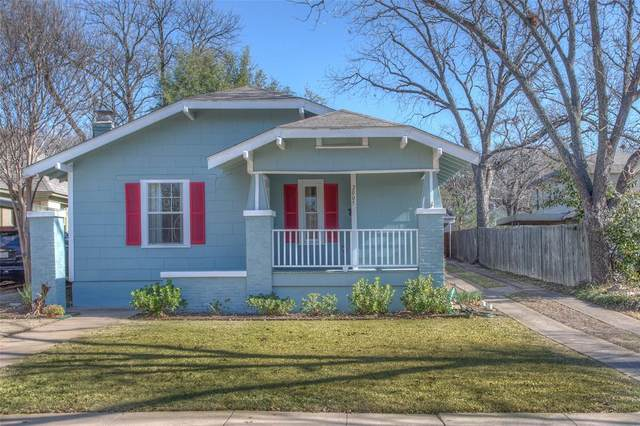 2005 Tremont Avenue, Fort Worth, TX 76107 (MLS #14502761) :: Premier Properties Group of Keller Williams Realty