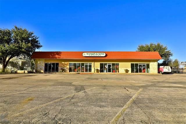 4002 N 1st Street, Abilene, TX 79603 (MLS #14502763) :: All Cities USA Realty