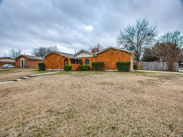 2129 Ming Drive, Edgecliff Village, TX 76134 (MLS #14502783) :: The Mauelshagen Group