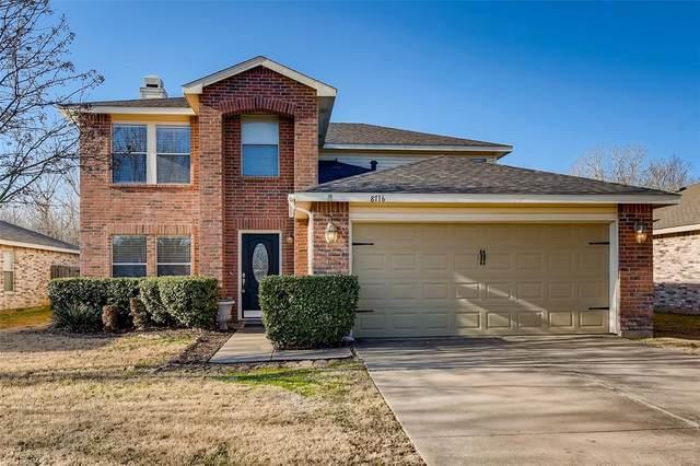 8716 Seven Oaks Lane, Denton, TX 76210 (MLS #14502802) :: All Cities USA Realty