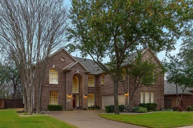 136 Rustic Meadow Way, Coppell, TX 75019 (MLS #14502822) :: The Mauelshagen Group