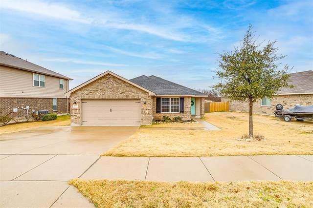 277 Rock Meadow Drive, Crowley, TX 76036 (MLS #14502825) :: The Mauelshagen Group