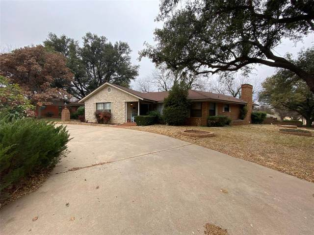 1425 Stanley Street, Sweetwater, TX 79556 (MLS #14502827) :: The Barrientos Group