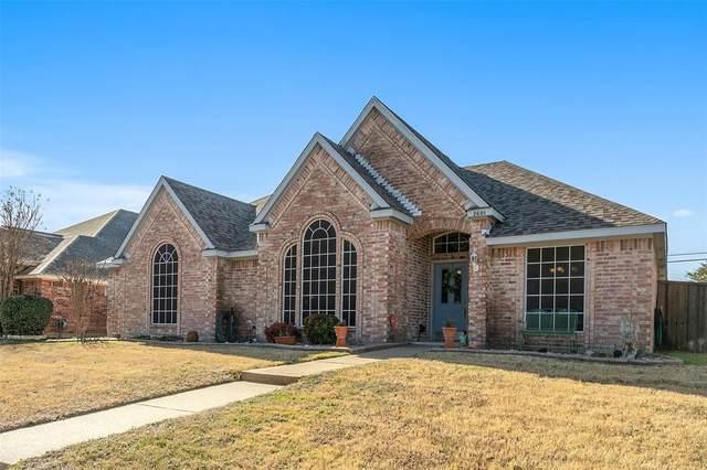 2601 Ridgemeade Drive, Garland, TX 75040 (MLS #14502830) :: The Kimberly Davis Group