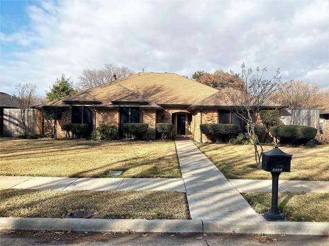 1533 Cherbourg Drive, Plano, TX 75075 (MLS #14502845) :: Post Oak Realty