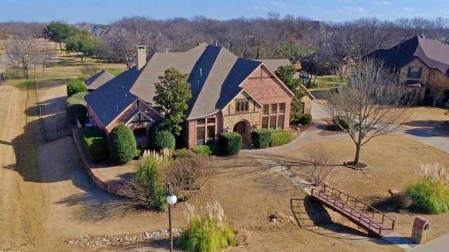 4612 Trotter Lane, Flower Mound, TX 75028 (MLS #14502856) :: Post Oak Realty