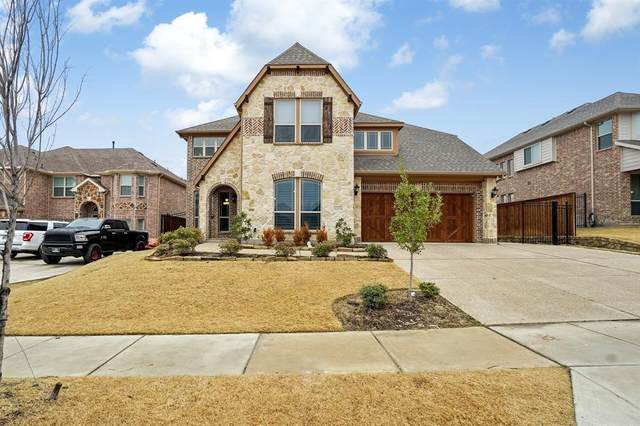 1317 Jetty Knot Trail, St. Paul, TX 75098 (MLS #14502863) :: Hargrove Realty Group