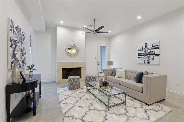 5107 N Hall Street, Dallas, TX 75235 (MLS #14502868) :: Frankie Arthur Real Estate