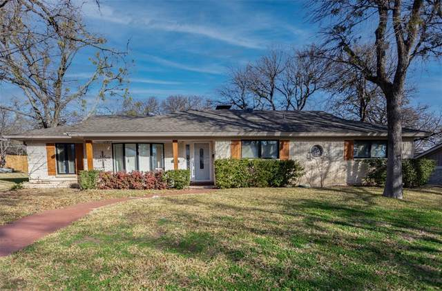 5017 Boulder Lake Road, Fort Worth, TX 76103 (MLS #14502878) :: The Mauelshagen Group