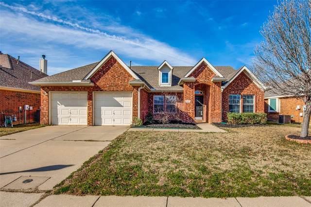 3512 Big Horn Trail, Denton, TX 76210 (MLS #14502889) :: Robbins Real Estate Group