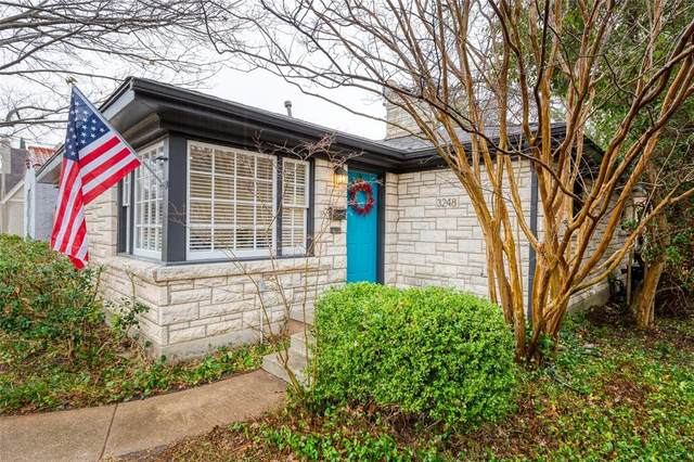 3248 Cockrell Avenue, Fort Worth, TX 76109 (MLS #14502892) :: The Good Home Team