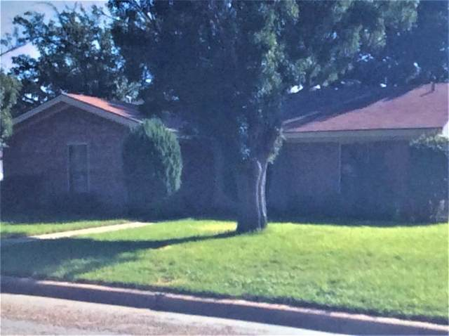 2233 Rexie Circle, Abilene, TX 79606 (MLS #14502907) :: The Kimberly Davis Group