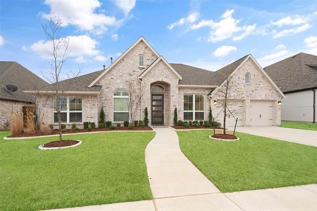 2528 Patton Drive, Melissa, TX 75454 (#14502911) :: Homes By Lainie Real Estate Group