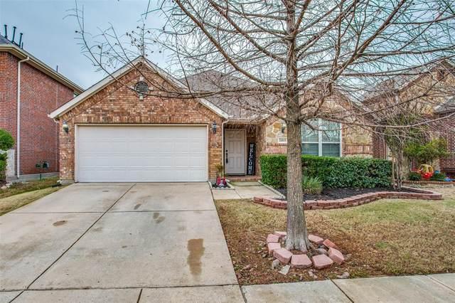 14819 Frisco Ranch Drive, Little Elm, TX 75068 (MLS #14502913) :: The Kimberly Davis Group