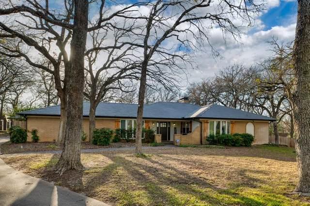 101 Twin Oaks, Azle, TX 76020 (MLS #14502914) :: The Kimberly Davis Group