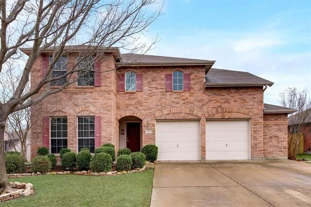 313 Red Oak Court, Forney, TX 75126 (MLS #14502915) :: Post Oak Realty