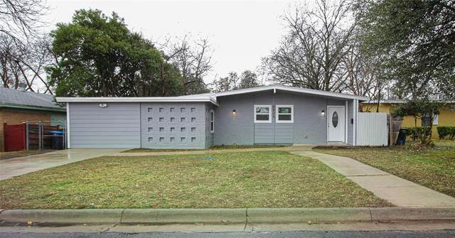 2809 Cordone Street, Fort Worth, TX 76133 (MLS #14502929) :: The Mauelshagen Group