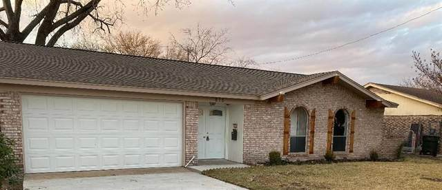815 High School Drive, Seagoville, TX 75159 (MLS #14502939) :: The Mitchell Group
