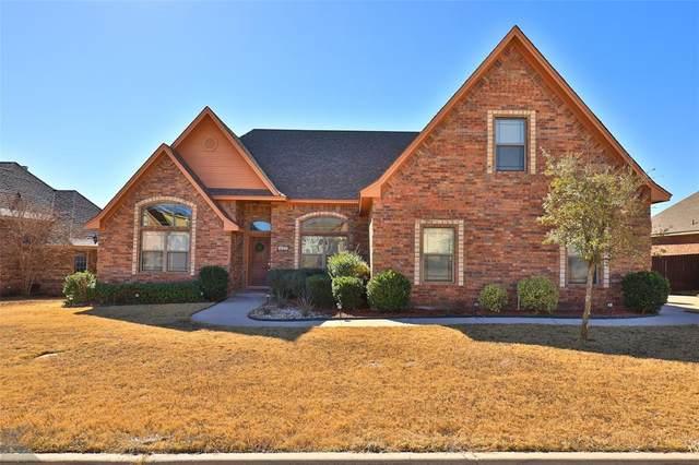 4433 Margaritas Way, Abilene, TX 79606 (MLS #14502953) :: The Kimberly Davis Group