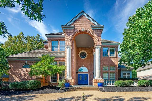 4711 Shadywood Lane, Colleyville, TX 76034 (MLS #14502954) :: The Mitchell Group