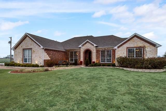 2240 County Road 495, Princeton, TX 75407 (MLS #14502955) :: Bray Real Estate Group