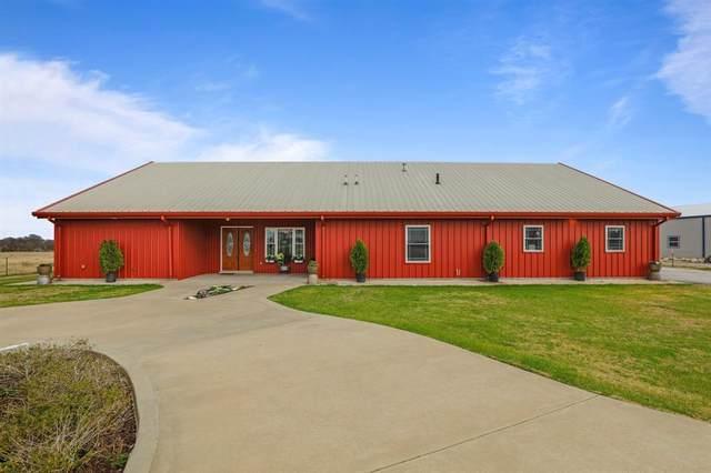 137 Lone Elm Road, Waxahachie, TX 75167 (MLS #14502960) :: The Hornburg Real Estate Group
