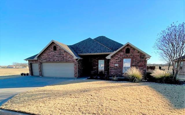514 Katie Street, Lindsay, TX 76250 (MLS #14502966) :: The Mauelshagen Group