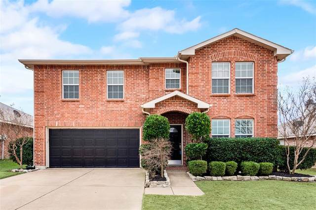 1820 Trego Drive, Fort Worth, TX 76247 (#14502977) :: Homes By Lainie Real Estate Group