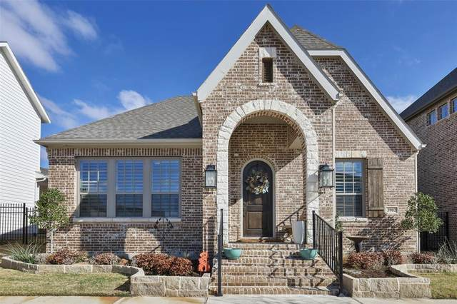 3902 Sevilla Drive, Frisco, TX 75034 (MLS #14502982) :: Maegan Brest | Keller Williams Realty