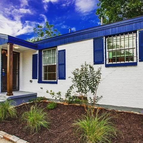 3918 S Denley Drive, Dallas, TX 75216 (MLS #14502994) :: The Property Guys