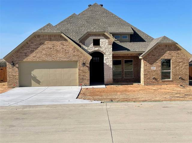 105 Oak View Drive, Godley, TX 76044 (MLS #14503023) :: The Good Home Team