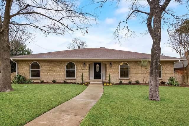 9551 Millridge Drive, Dallas, TX 75243 (MLS #14503025) :: All Cities USA Realty