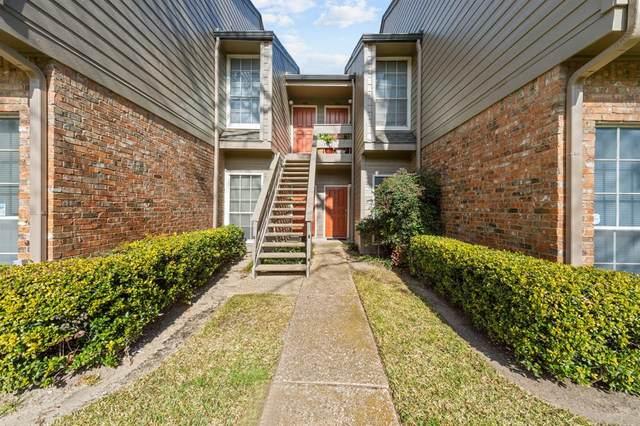 9801 Royal Lane #405, Dallas, TX 75231 (MLS #14503041) :: Bray Real Estate Group