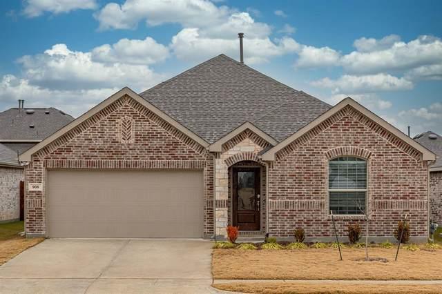 908 Torrey Avenue, Princeton, TX 75407 (MLS #14503042) :: The Kimberly Davis Group