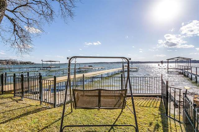 1613 E Lake Drive, Weatherford, TX 76087 (MLS #14503049) :: The Mauelshagen Group