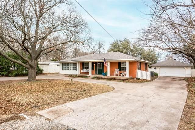 430 Tooley Street, Van Alstyne, TX 75495 (MLS #14503050) :: Team Hodnett