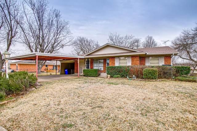 922 Royal Street, Forney, TX 75126 (MLS #14503062) :: Post Oak Realty