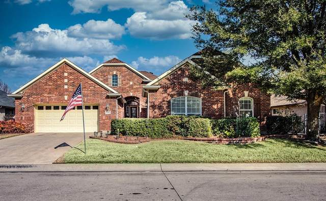 10412 Cascade, Denton, TX 76207 (MLS #14503073) :: The Kimberly Davis Group