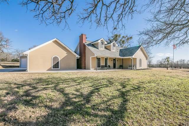 110 La Vista Court, Weatherford, TX 76088 (MLS #14503084) :: Team Hodnett