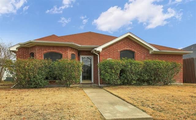 2820 Hidden Springs Drive, Mesquite, TX 75181 (MLS #14503104) :: The Heyl Group at Keller Williams