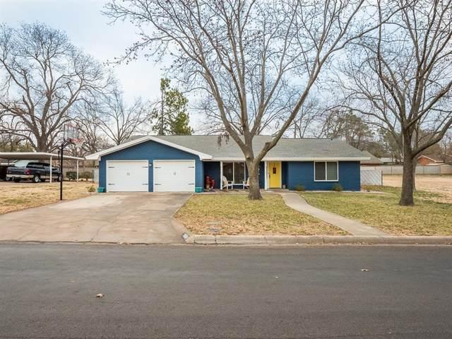 2450 W Mimosa Lane, Stephenville, TX 76401 (MLS #14503128) :: The Kimberly Davis Group