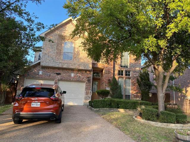 7712 Heather Ridge Court, Irving, TX 75063 (MLS #14503133) :: Hargrove Realty Group