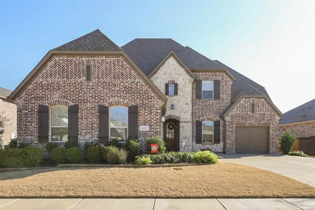 931 Greenbriar Lane, Prosper, TX 75078 (MLS #14503139) :: Jones-Papadopoulos & Co