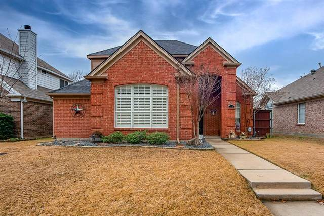 7213 Napa Valley Drive, Frisco, TX 75035 (MLS #14503142) :: The Hornburg Real Estate Group